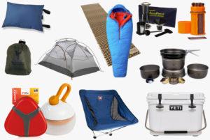 【露營用品清單】露營該帶哪些東西?一次告訴你「露營咖必備的50個裝備」
