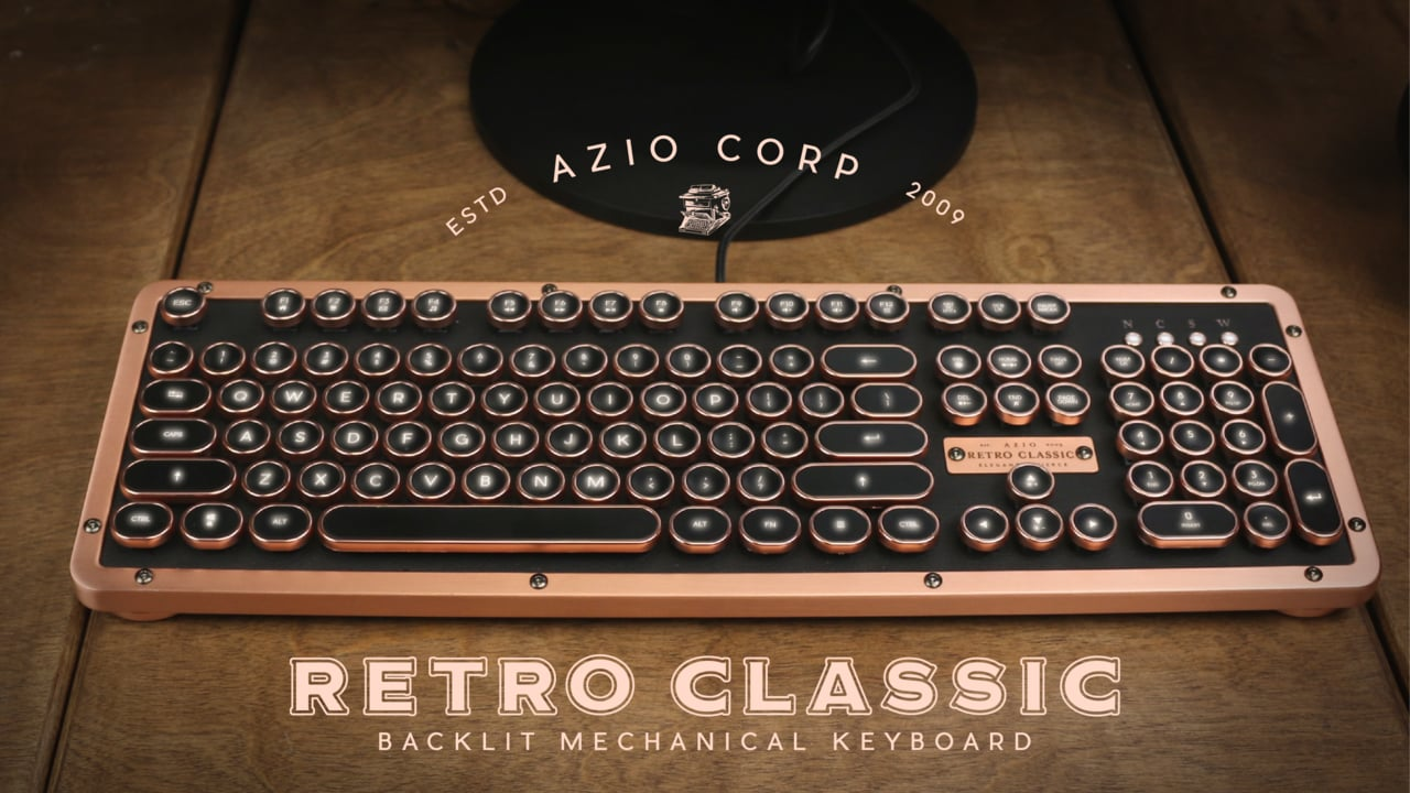 Azio retro classic