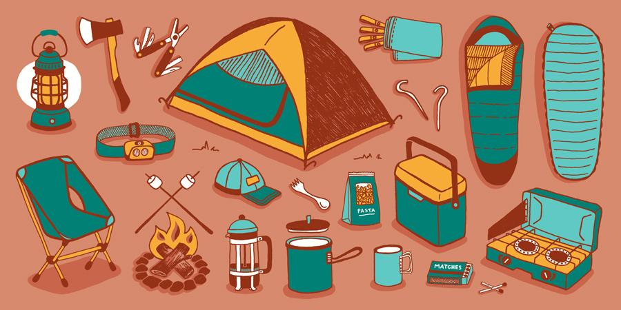 露營新手如何挑選帳篷?8個挑選重點,帶你輕鬆入坑!